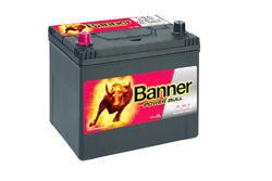 Autobaterie Banner Power Bull P60 69, 60Ah, 12V, 480A (P6069) - Levá - 1