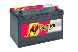 Autobaterie Banner Power Bull P95 04, 95Ah, 12V, 780A ( P9504) - 1