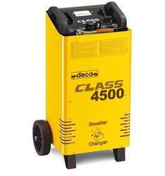 Nabíječka Deca + Startovací zdroj Deca Class Booster 4500 (12V, 24V - 50A)