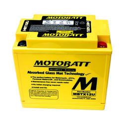 Motobaterie Motobatt MBTX12U, 12V, 14Ah, 200A (YTX12-BS, YTX14H-BS, AGM12-10) - 1