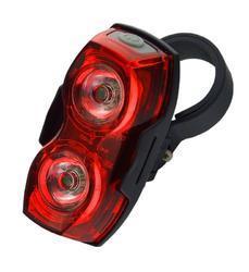 EverActive TL-X2 zadní světlo na kolo 1 LED, 2 LED, blikající, vodotěsné, 2x AAA - 1