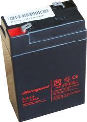 Baterie (akumulátor) ALARMGUARD CJ6-2.8, 6V, 2,8Ah - 1