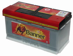 Autobaterie Banner POWER BULL PROfessional P100 40, 100Ah, 12V, 800A (P10040) - 1