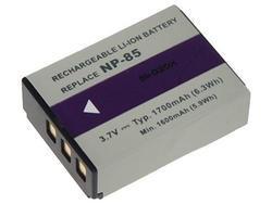 Baterie Fujifilm NP-85, 3,6V (3,7V), 1700mAh, 6,3Wh