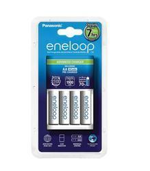 Nabíječka Panasonic Eneloop Charge BQ-CC17 + 4xBK-3MCCE, AA, 1900mAh - 1
