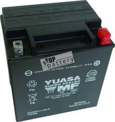 Motobaterie YUASA YIX30L, 12V, 30Ah