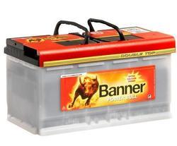 Autobaterie Banner POWER BULL PROfessional P110 40, 110Ah, 12V, 850A (P11040) - 1