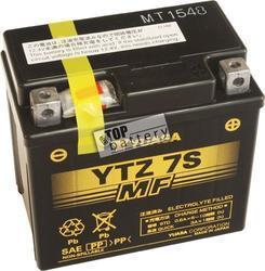 Motobaterie Yuasa YTZ7S, 12V, 6Ah - 1