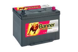 Autobaterie Banner Power Bull P80 09, 80Ah, 12V, 640A (P8009)