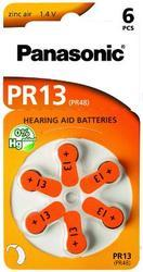Panasonic PR13(48)/6LB, Zinc-Air (Blistr 6ks) baterie do naslouchadel  - 1