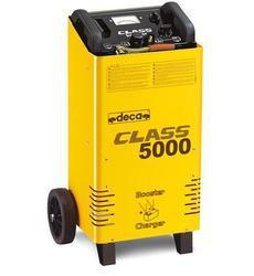 Nabíječka Deca + Startovací zdroj Deca Class Booster 5000 (12V, 24V - 70A)