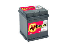 Autobaterie Banner Power Bull P42 08, 42Ah, 12V, 390A (P4208)