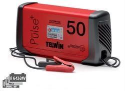 Nabíječka autobaterií Telwin Pulse 50, 6V/12V/24V