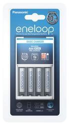 Nabíječka Panasonic Eneloop Charger BQ-CC51E + 4x BK-4MCCE , AAA, 800mAh - 1