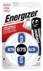 Baterie do naslouchadel Energizer 675 SP-4 4ks EN-634925, (Blistr 4ks) - 1