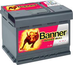 Autobaterie Banner Power Bull P62 19, 62Ah, 12V, 540A (P6219) - 1