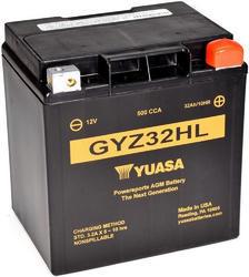 Motobaterie YUASA GYZ32HL, 12V, 32Ah
