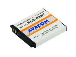 Baterie Samsung SLB-0937, 3,6V (3,7V), 700mAh, 3,3Wh