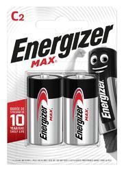 Baterie Energizer Max LR14, C, alkaline, EN-E300129500 (Blistr 2ks) - 1