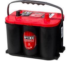 Autobaterie Optima Red Top R-4.2L, 50Ah, 12V, 815A, (8003-251)  - 1
