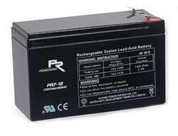 Staniční (záložní) baterie YUCELL PR7,2-12, 7,2Ah, 12V F1 ( VRLA ) - 1