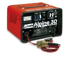 Nabíječka autobaterií Telwin Alpine 30 Boost, 12V/24V