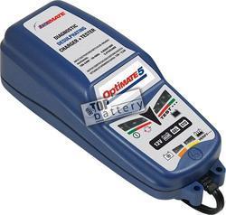 Nabíječka OptiMate 5 Voltmatic (12V- 2,8A) (6V- 4A), TM220(4A) - nový model - 1