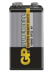 Baterie GP Supercell 1604S, primární 9V, 1011501000, 1ks - 1