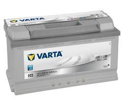Autobaterie VARTA Silver Dynamic 100Ah, 12V, 830A, (H3) - 1