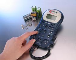 Digitální zkoušečka (tester) baterií Ansmann Energy Check LCD - 1