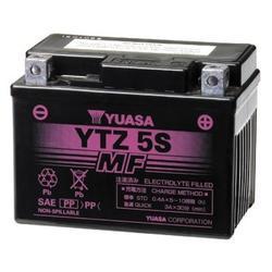 Motobaterie Yuasa YTZ5S 12V, 3,5Ah - 1