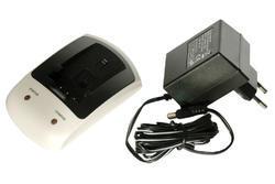 Nabíječka pro Fuji NP-120, KLIC-5001, BP-1500S, D-Li7, D-L12, DB-L50, DB-L50AU