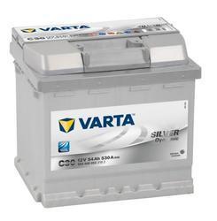 Autobaterie VARTA Silver Dynamic 54Ah, 12V, 530A (C30) - 1