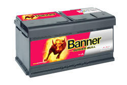 Autobaterie Banner Power Bull P95 33, 95Ah, 12V, 760A, (P9533)