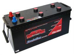 Autobaterie Sznajder HD 125Ah, 12V, startovací proud 690A, 62513 - 1