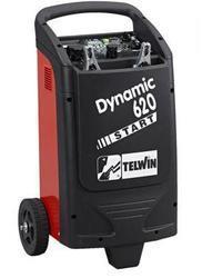 Nabíječka autobaterií Telwin Dynamic 620 Start 12/24V - 1