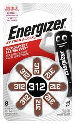 Baterie do naslouchadel Energizer 312 SP-8 8ks EN-634924, (Blistr 8ks) - 1
