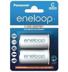 Panasonic Eneloop Adapter BQ-BS2E/2E, C, (Blistr 2ks) - 1