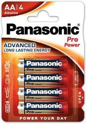 Baterie Panasonic Pro Power, LR6, AA, (Blistr 4ks) - 1