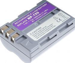 Baterie Fujifilm NP-150, 7,2V (7,4V), 1700mAh, 12,6Wh