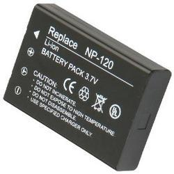 Baterie Fujifilm NP-120, 7,2V (7,4V), 1950mAh, 7,2Wh - 1