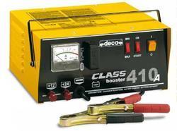 Nabíječka Deca + Startovací zdroj Deca Class Booster 410A (12V, 24V - 35A)