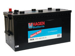 Autobaterie Hagen 210Ah, 12V, 1000A