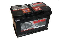 Autobaterie Akuma Vortek 12V, 80Ah, 680A, 7905532 - 1