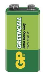 Baterie GP Greencell 1604G, primární, 9V, 1ks - 1