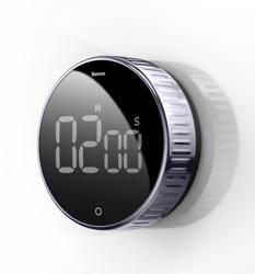 Kuchyňská minutka, minutovník Baseus Heyo Rotation Countdown Timer - 1