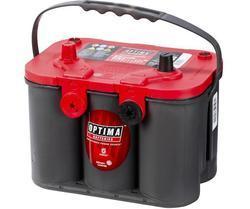 Autobaterie Optima Red Top U-4.2, 50Ah, 12V, 815A, (8004-250)  - 1