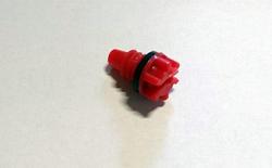Šroubovací zátka (šroub) pro motobaterie - 1