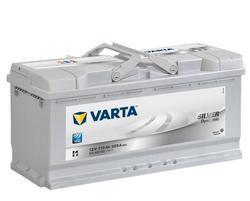 Autobaterie VARTA Silver Dynamic 110Ah, 12V, 920A, (I1) - 1