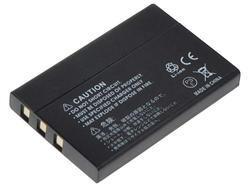 Baterie Fujifilm NP-60, 3,6V (3,7V) - 1000mAh, 3,7Wh
